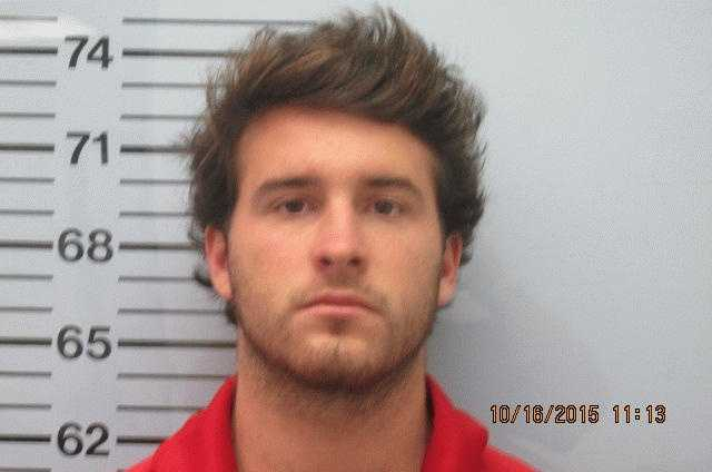 Tucker Cole Steil is charged with felony assault, according to Lafayette County Jail records.