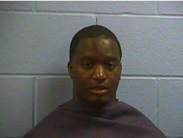 Leroy Stewart, 21, of Vicksburg, is charged with murder, police say.
