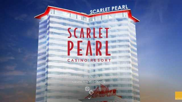The Scarlet Pearl Casino is set to open in December in D'Iberville.