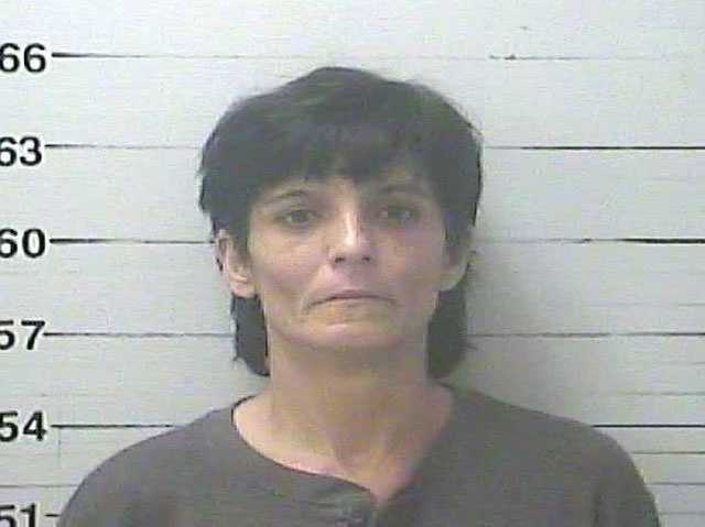 Natasha Sellers, 41, of Ocean Springs, is charged with accessory to murder, Gulfport police say.