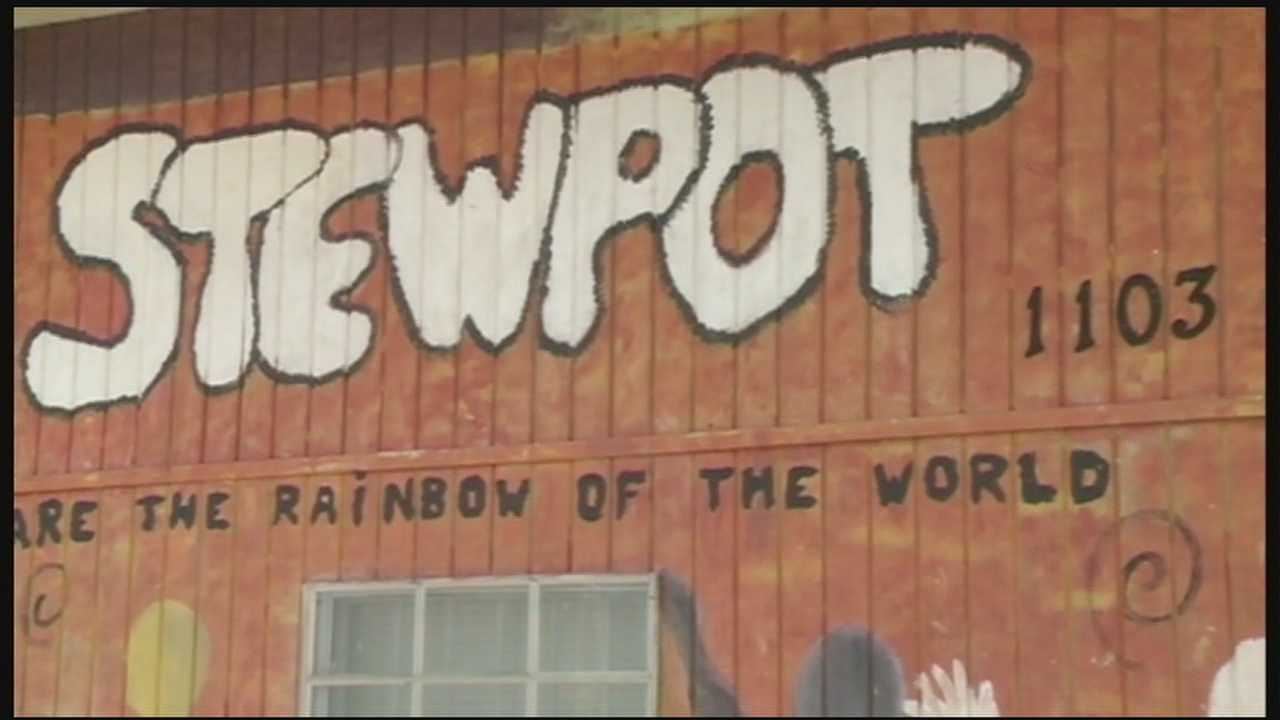 Stewpot announced they're cancelling their red beans and rice festival this year.