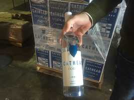 Cathead was founded in 2010 with its signature vodka.