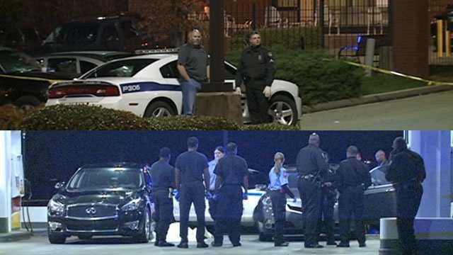 Crime scenes in Ridgeland and Jackson