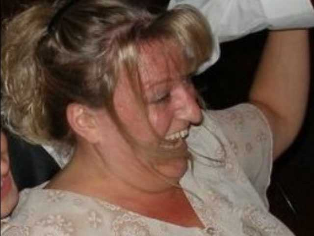 Kristy Lynn Mitchell, 49, of Excelsior Springs, Missouri, was in Ridgeland on business.