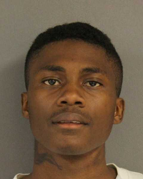 Pitrell Brister, 19, is charged with four counts of armed robbery, five counts of auto burglary and one count of aggravated assault, Jackson police say.