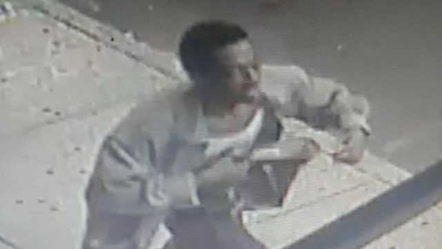 If you recognize this man, call Crime Stoppers at 601-355-TIPS.