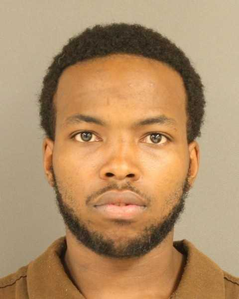 Marquez Gustave Washington, 22, of Jackson, is charged with burglary, armed robbery and aggravated assault, Jackson police say.