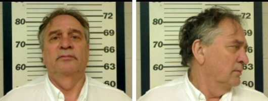 Gary Devon Wray, 64, is faces domestic violence charges, Ridgeland police say.