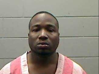 Henry Anthony Burrows III, 32, of Killeen, Texas, is charged with money laundering, the Rankin County sheriff says.