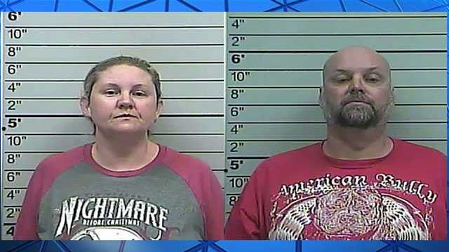 Police said they were arrested Jan 19 and charged with false pretense. They are accused of selling a house they did not own.
