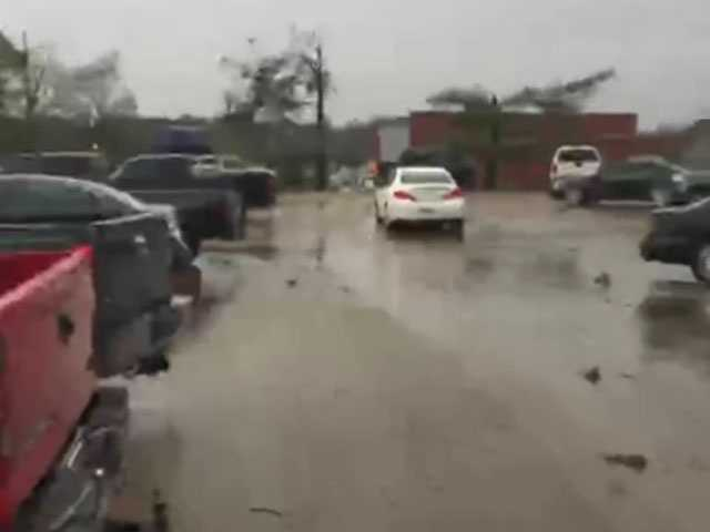 Damage in Wesson