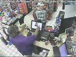 Ridgeland police have released surveillance photos in connection with an auto burglary case.