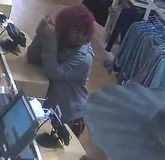 Police say the women used the card at two different businesses in Ridgeland on Feb. 21.