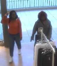 Anyone who can identify the women is asked to call Crime Stoppers at 601-355-TIPS.