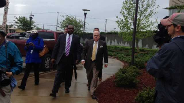 Former MDOC chief Chris Epps heads to federal court for a sentencing hearing.