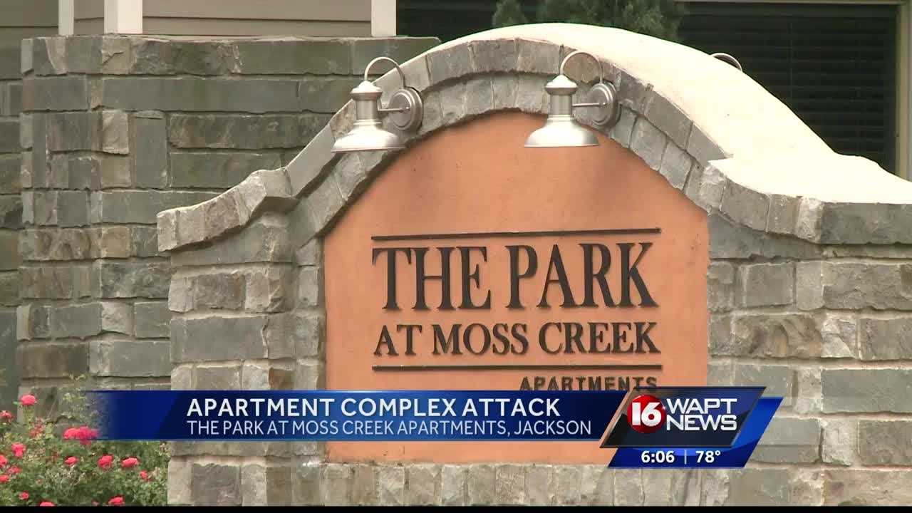A man and 3 women are still shaken up after being robbed when a man followed them into their apartment. 16 WAPT's Ross Adams has more.