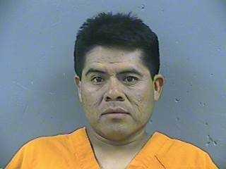 Hector A. Garcia, 33, of Jackson