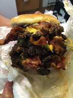 Cooley's Burgers in Waynesboro.