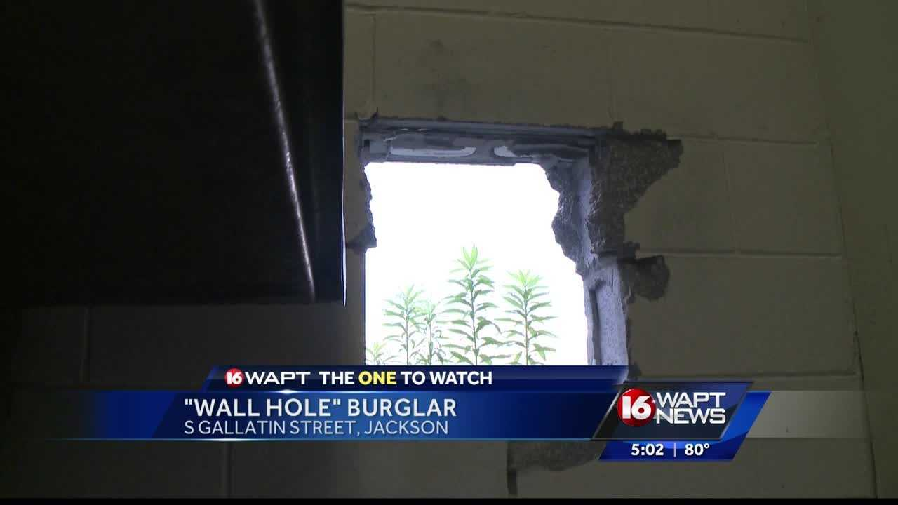Thieves took thousands of dollars in cash from a convenience store after they busted two walls. 16 WAPT's Hadas Brown talks to the store manager.