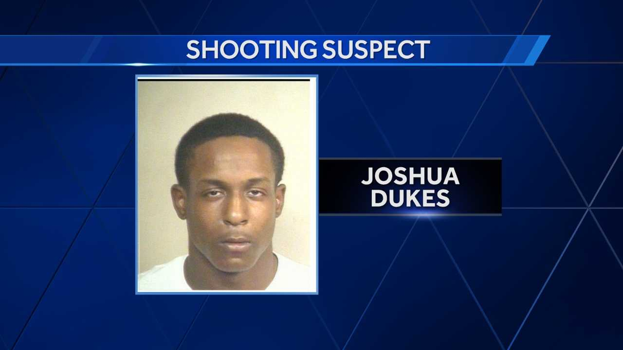 On Sunday, Joshua Dukes was identified as a suspect in the fatal shooting of 36-year-old Broderick Smith last November at an O'Reilly's Auto Parts store in Jackson.