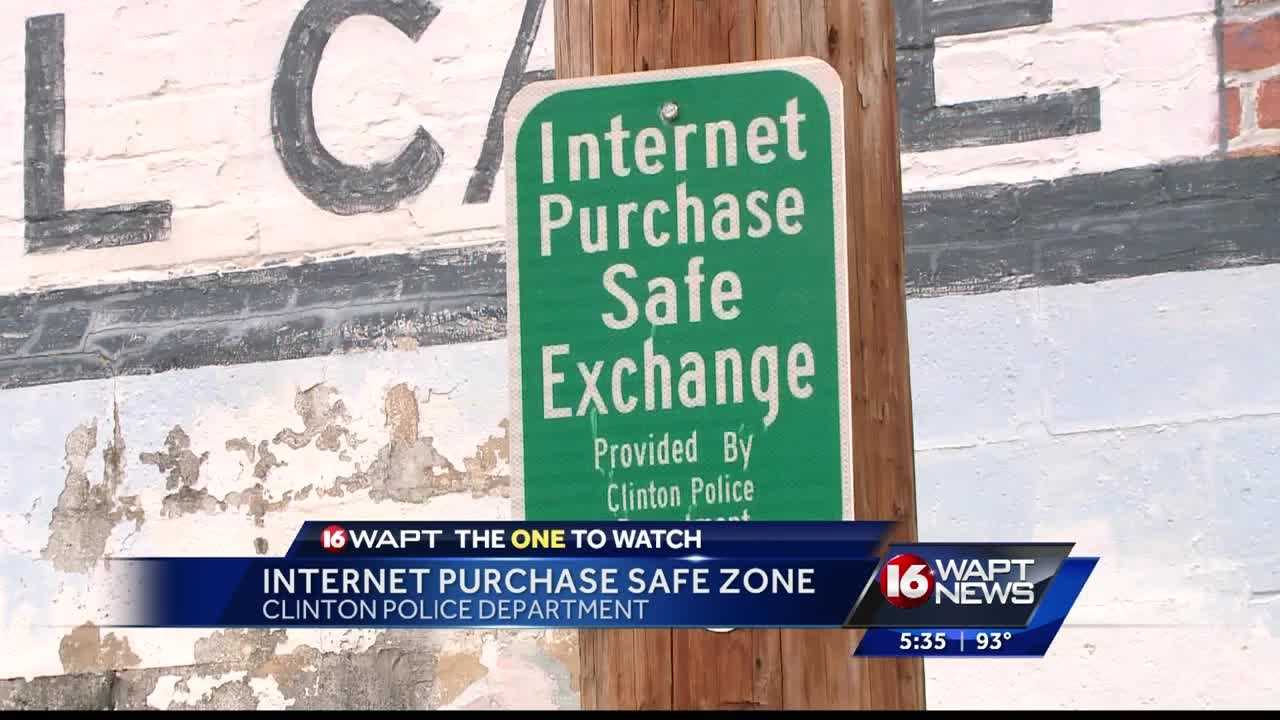 Clinton is the latest city in the metro to add an internet safe zone.