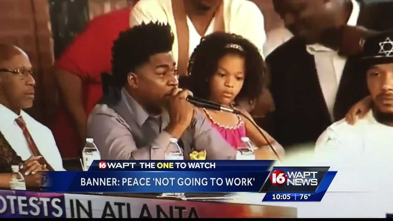Actor and Mississippi native David Banner says police officers need to be held accountable for bad behavior.