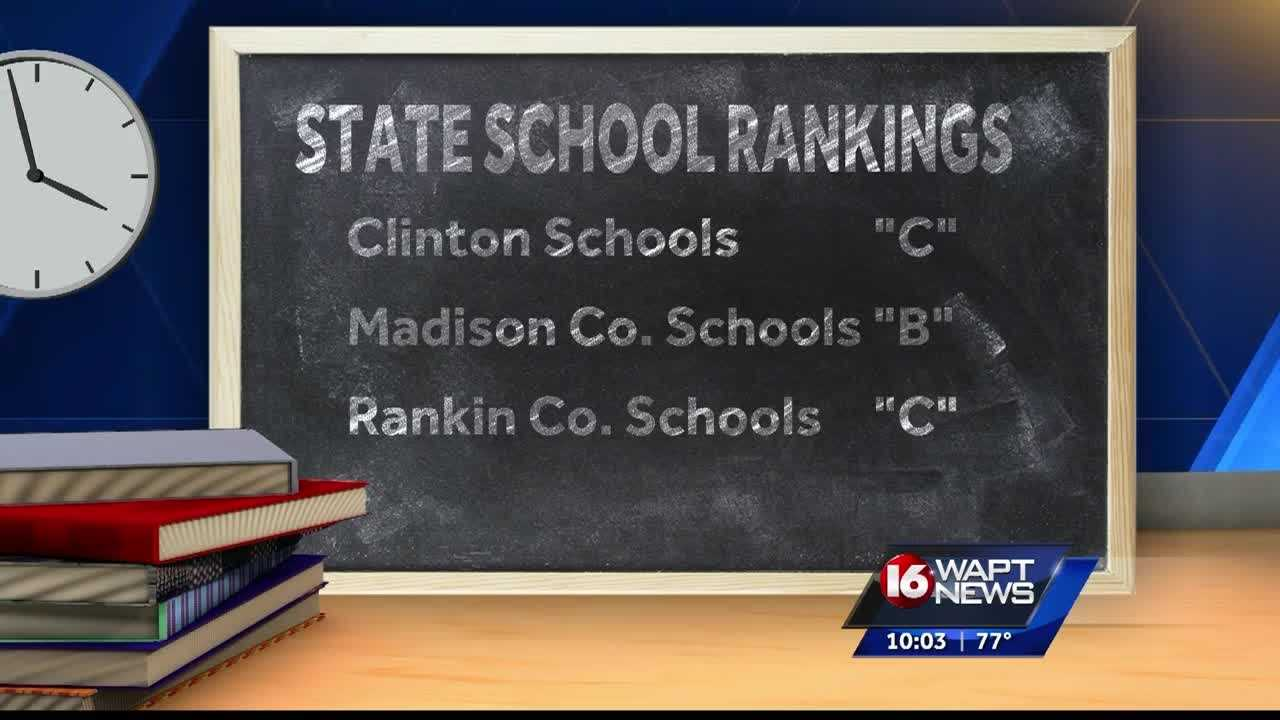 "Tonight at ten, school ratings.  Three schools in our area got an ""A"", but we learned that those schools were allowed to pick that grade."