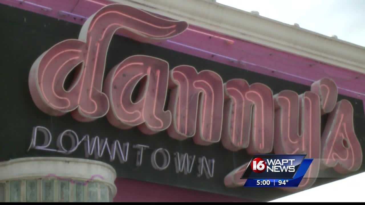 Hinds county deputies seized Danny's strip club and Black Diamonds