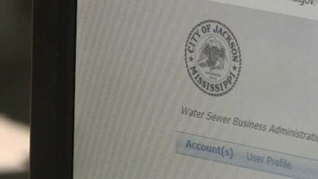Jackson water bill online