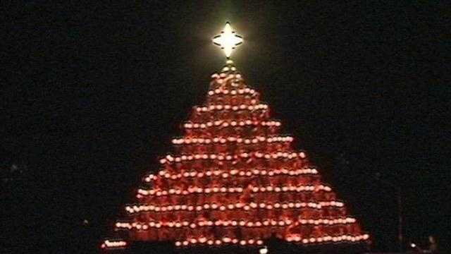 Belhaven Singing Christmas Tree - 29912550