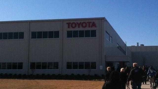 Toyota Blue Springs Plant - 29794898