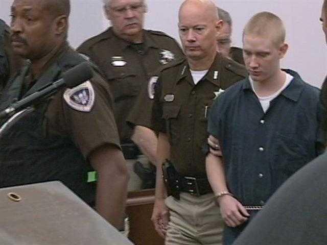 On Sept. 30, 2011, Dedmon pleads not guilty.
