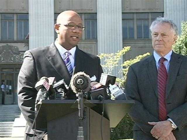 On Sept. 6, 2011, an attorney for Anderson's family announces they are filing a wrongful death lawsuit against Dedmon, Rice and five other teenagers present at the time of Anderson's attack..