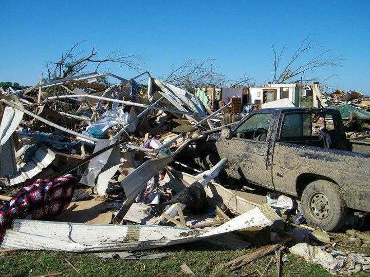 Smithville damage.