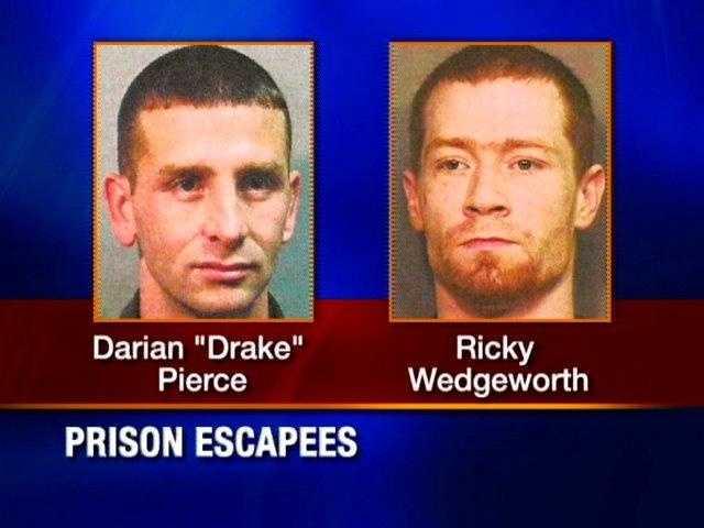 """Darian """"Drake"""" Pierce and Ricky Wedgeworth - 27160175"""