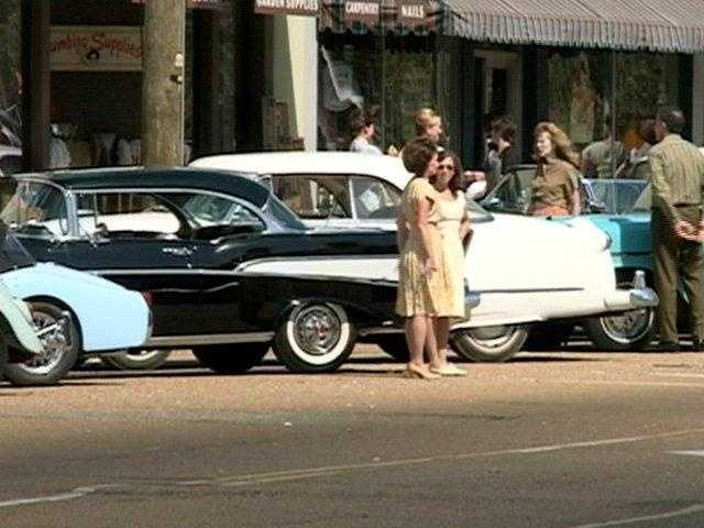 """Scenes for """"The Help"""" were filmed in Jackson. Click here from more images."""