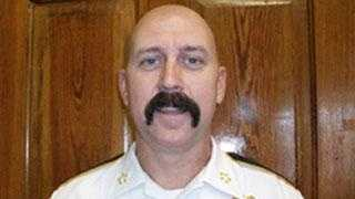 Former Mendenhall Police Chief Bruce Barlow