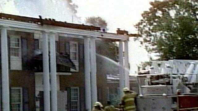 In 2004, three students died when a fire swept through a fraternity house at Ole Miss.