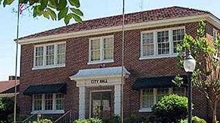 Clinton City Hall