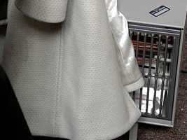 All heaters need space. Keep things that can burn, such as clothing, bedding, paper or furniture, at least three feet away from heating equipment.