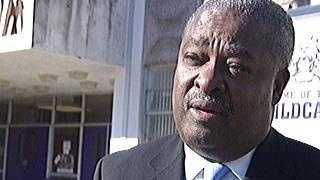 Mayor Harvey Johnson Jr.