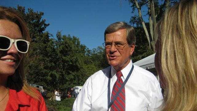 Former U.S. Sen. Trent Lott