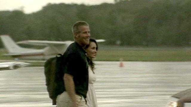 Brett and Deanna Favre