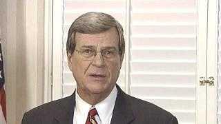 Former U.S. Sen. Trent Lott, R-Miss.
