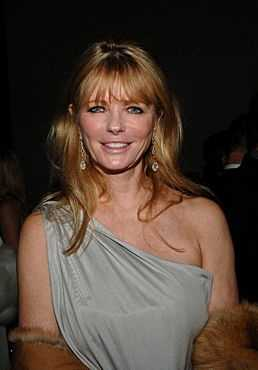 One of the original supermodels, Cheryl Tiegs, was the first person eliminated from Celebrity Apprentice.