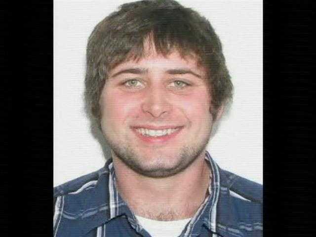 John Sanderson, of Madison, was killed outside an MSU dorm room in Evans Hall.