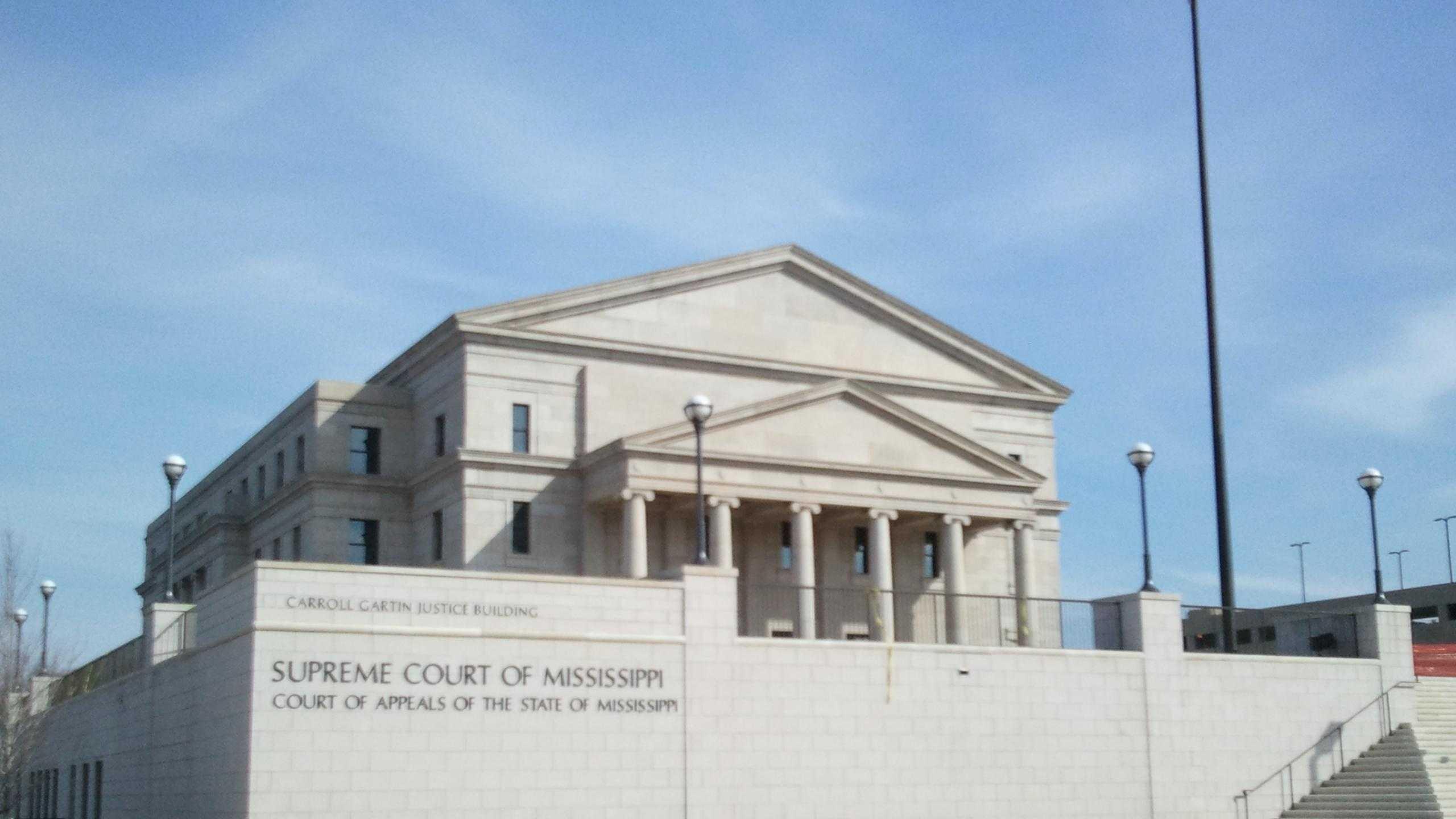 Mississippi Supreme Court building - 30417854