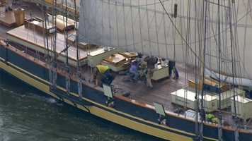 Pride of Baltimore II is owned and operated by the nonprofit Pride of Baltimore Inc.