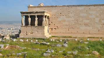 Temple of Goddess Athena
