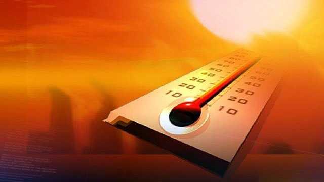关于天气的温馨提醒_炎热天气预计持续两周 · 气温飙高至35度 · 多喝水防中暑 ...